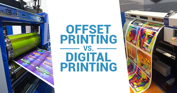 Digital and Offset Printing